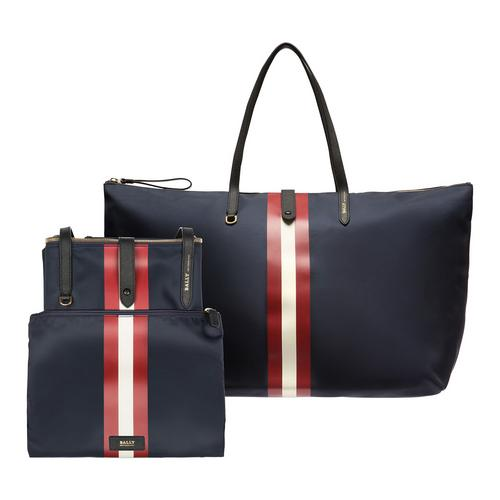 BALLY Foldable Tote - INK
