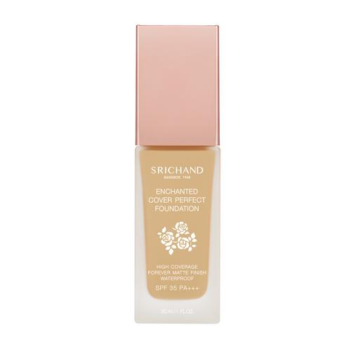 Srichand Enchanted Cover Perfect Foundation 130 30ML