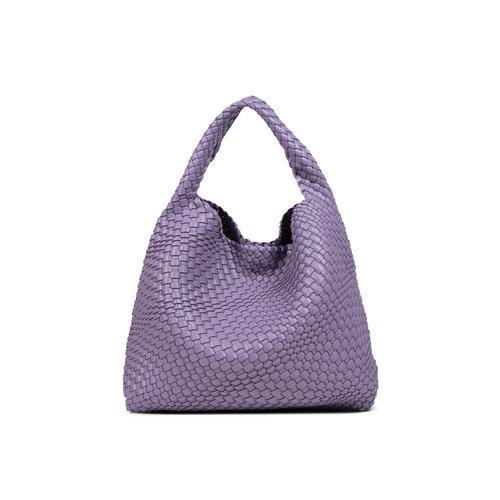 SUGAR MONDAY Piper Tote Bag -  Purple