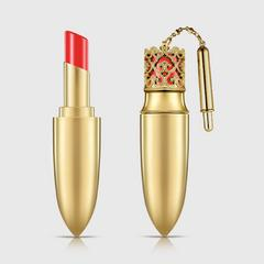 THE HISTORY OF WHOO Gongjinhyang: Mi Luxury Lip Rouge No.25 Rosy Coral