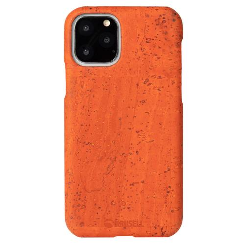 KRUSELL Birka Cover iPhone 11 Pro Max - Rust