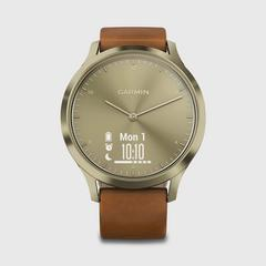 GARMIN Vivomove HR Premium  运动手表 Gold (Regular) 56.5克