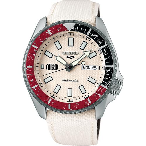 SEIKO 5 SPORTS Automatic  SRPF19K STREET FIGHTER V Limited Edition