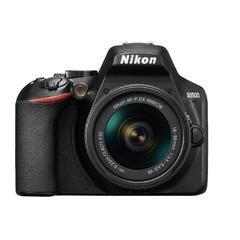 Nikon D3500 + AF-P 18–55 (Black)