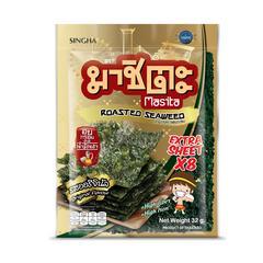 Masita Roasted Seaweed Extra Sheet 32 G Original Flavor