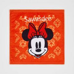 Disney Sawasdee Face Towel - Orange