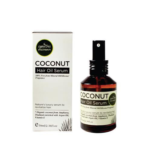 Phutawan Coconut hair serum 70 ml