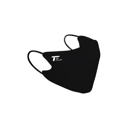 Towa Anti Bacteria Mask - Black