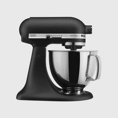 KitchenAid Tilt-Head Artisan Stand Mixer 5 Quart - Matte Black