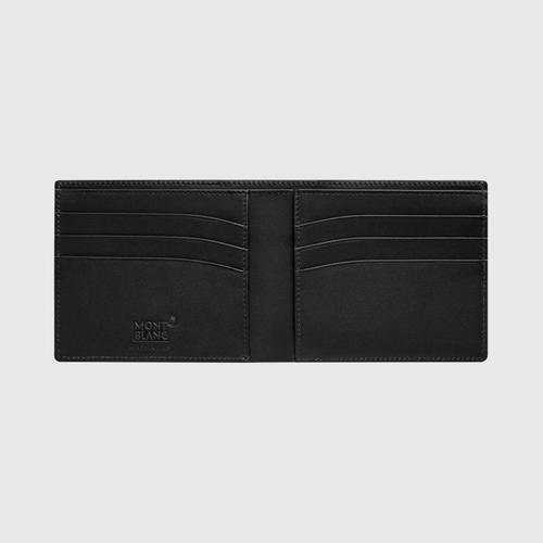 MONTBLANC Meisterstück Selection Lizard Wallet 6cc with money clip