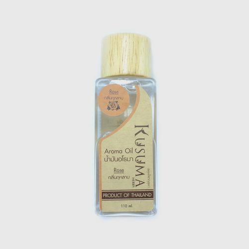 Kusuma Herbs - Aroma Oil Rose - 110 ml.