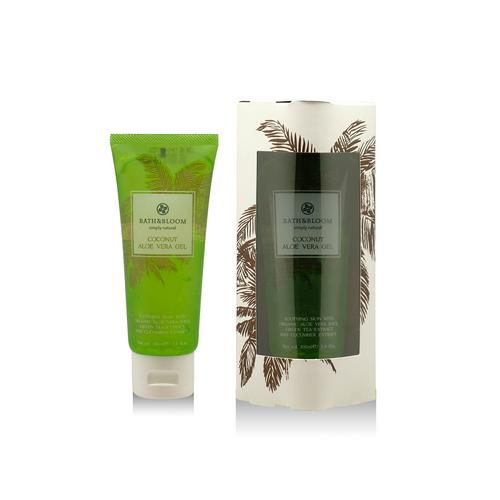 Bath & Bloom Coconut Aloe Vera Gel 100ml