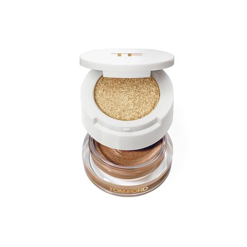 CREAM AND POWDER EYE COLOR  BASE - 7ML/ TOP: 2.2G