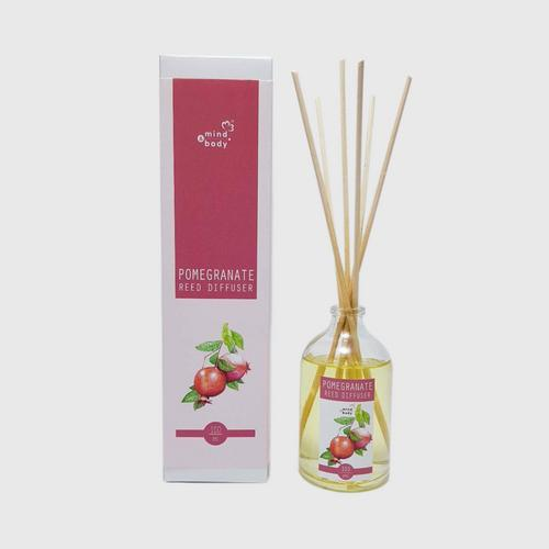 Mind & Body  Reed Diffuser - Pomegranate   100 ml.
