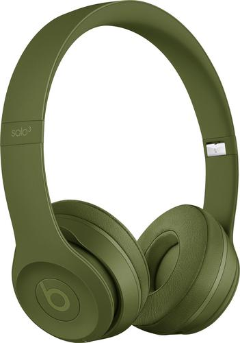 BEATS Solo3 Wireless  Beats Headphones Neighborhood Collection - Turf Green