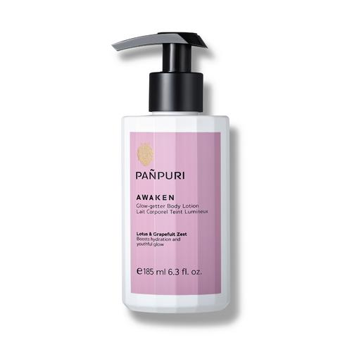 PANPURI AWAKEN GLOW-GETTER BODY LOTION 185 ml / 6.3 fl. oz.