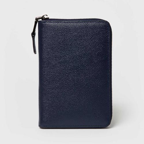 Longlai Smart Wallet Navy Colour