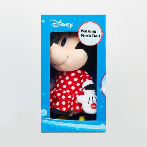 Disney Plush Minnie Mouse Doll (walking plush) 25cm