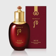 THE HISTORY OF WHOO Jinyulhyang Essential Revitalizing Emulsion 110ml