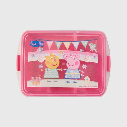 PEPPA PIG Lunch Box - Pink