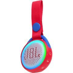 JBL JR POP Kids portable Bluetooth speaker-Spider Red